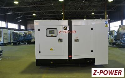 Аренда генератора Z-POWER ZP165P цена